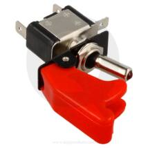 QSP Aircraft toggle switch red + LED