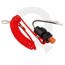 QSP Emergency cut-off switch safety wire 12V