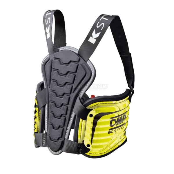 OMP KS BODY PROTECTION - BORDAVÉDŐ FLUO YELLOW