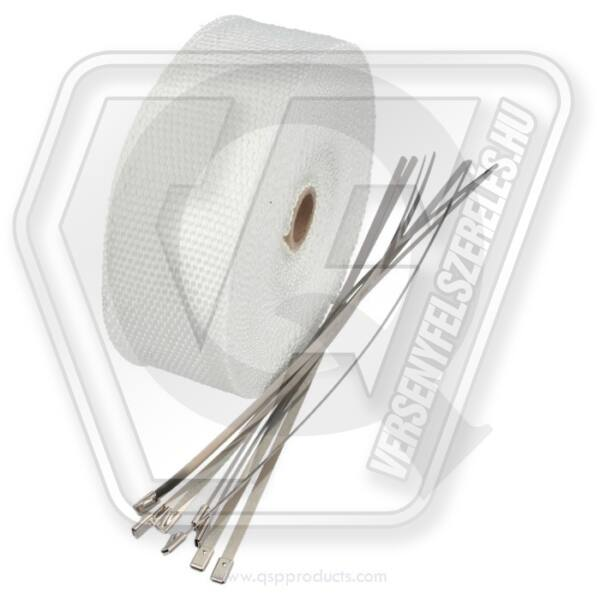 qsp Fiberglass Hitteband Creme 5 cm