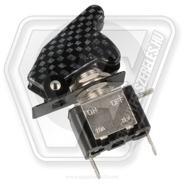 qsp Aircraft toggle switch carbonlook