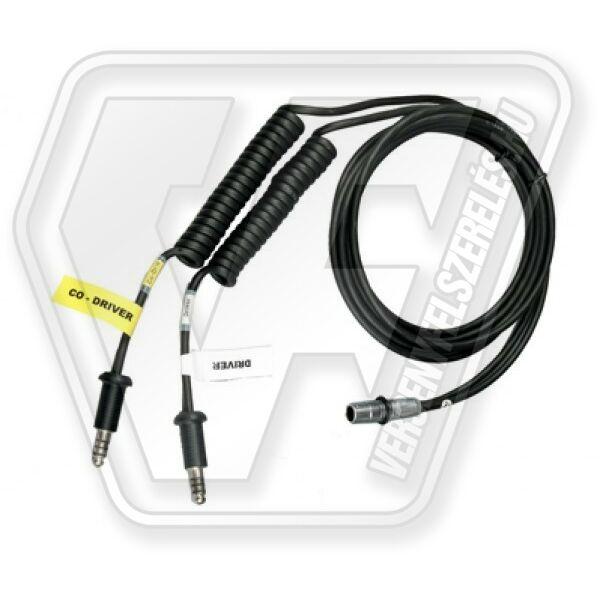 stilo DG30 helmet connecting wiring
